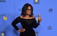 Oprah Winfrey's electrifying speech sparks questions of her presidency bid