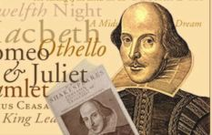 Shakespeare may be phased out of SA school curriculum