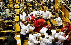Undercover cops forcibly removed MPs from Parly during SONA - reports