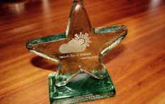 John Robbie honoured with a Star by the Reach For A Dream Foundation