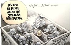 [CARTOON] Herd in Parliament