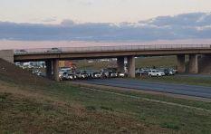 R59 near Vereeniging blockaded in protest over farm murders