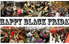 Black Friday… shops don't actually make 'new' money