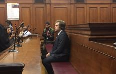 Blood spatter expert reveals chilling evidence in Van Breda murder case