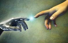 Robots may resemble gods by 2045 (but they'll take your job long before then)