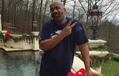 Comedian Steve Harvey: Everyone needs a dream and a vision