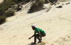 Sandboarding business as usual at Atlantis sand dunes after complaints heard