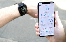 Keep healthy with fitness tracker built into a watch, Fitbit Versa