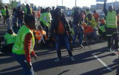 Sanral workers disrupt N1 traffic in strike over 130% salary hike