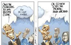 [CARTOON] Has the Table Turned for the DA?