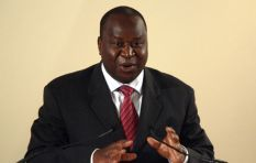 Police investigate Mboweni's son's 'arrest'
