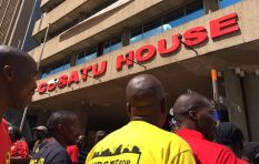 Cosatu lashes out at Maphatsoe and Van Rooyen