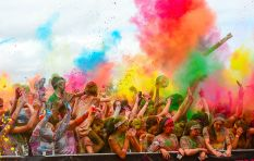 Is the Colour Run going to waste too much scarce Cape Town water?