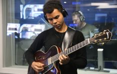 Vuma Levin is fast becoming SA's best jazz guitarist