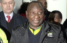 [LISTEN] Cyril's ex shoots down assault claims