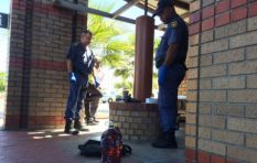 Police keep watchful eye at some Cape universities writing exams