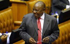 President Ramaphosa calls for teamwork during inaugural speech in Parliament