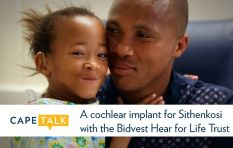 6-year-old responding well after cochlear implant