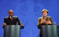 Angela Merkel pushes for compact with Africa at G20 summit