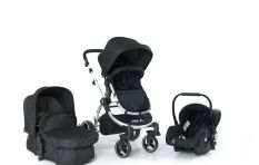 How recoiling in horror at price of strollers led to wildly successful NulaBaby