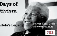 #16Days : Mandela's Legacy