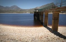 [Watch ]Kieno Kammies visits the Steenbras Water Treatment Plant #WaterWatch