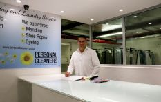 Personal Cleaners takes good care of Cape Town's dirty laundry