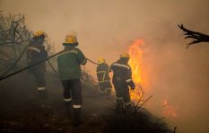 Operation SA to continue assisting #KnysnaFire victims