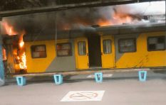 R30 million lost in Saturday's train fires in Cape Town