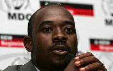 New MDC acting president Nelson Chamisa may face challenges from within party
