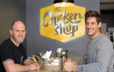 A boutique fast food chicken shop with a healthy twist