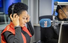 Mamokgethi Phakeng serves listeners food for thought as the Friday Stand-In
