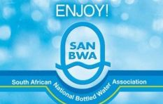 [Listen] 'Make sure your bottled water is SANBWA approved'