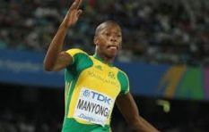 'Luvo has the potential to become the greatest long jumper of all time' - Mentor