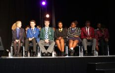 SA's matric whiz Conrad Strydom thanks school for support