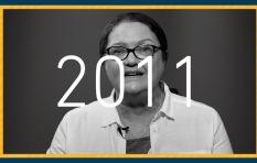 2011: Gaye Davis recalls South Africa's 'Black Tuesday'