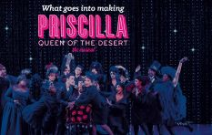 What goes into making Priscilla FABULOUS