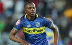 [WATCH] Thabo Nodada's reaction to his Bafana Bafana call-up is everything!