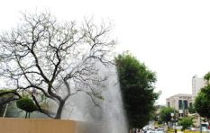 About 500 000 kiloliters wasted water from massive Joburg burst pipe