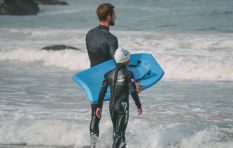 Hout Bay big wave surfer has a big heart