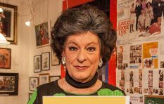 Evita Bezuidenhout takes a jab at the state of SA's politics