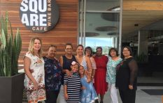 Lead SA Youth Hero hosts a breakfast for the nurses