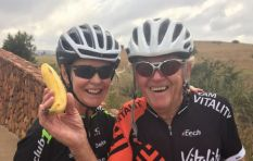 80-year-old to complete his 15th Cycle Challenge
