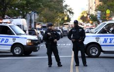 Eight dead in New York terror attack