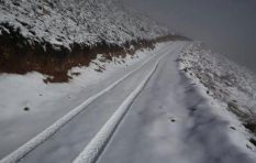 Snow falls expected amid severe weather #CapeStorm