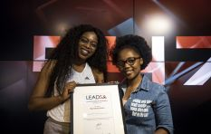 Ntsikayezwe Development Foundation honored as Lead SA Hero
