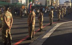 Soldier deployment at #SONA2017 related to terror threats - Defence