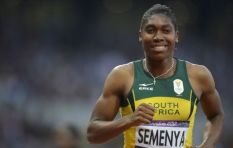 Caster Semenya all ready for Rio 2016 Olympics