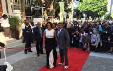 MPs and guests strut their stuff on #SONA2017 red carpet