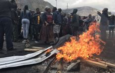 Police called in to calm protests in Hout Bay